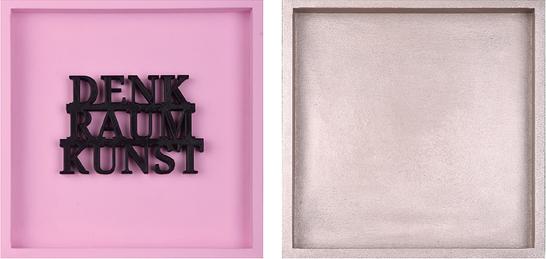 DENK-RAUM-KUNST-Markus Feiler Kunst Künstler art artist